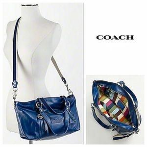 Coach Poppy Rocker Leather Bag